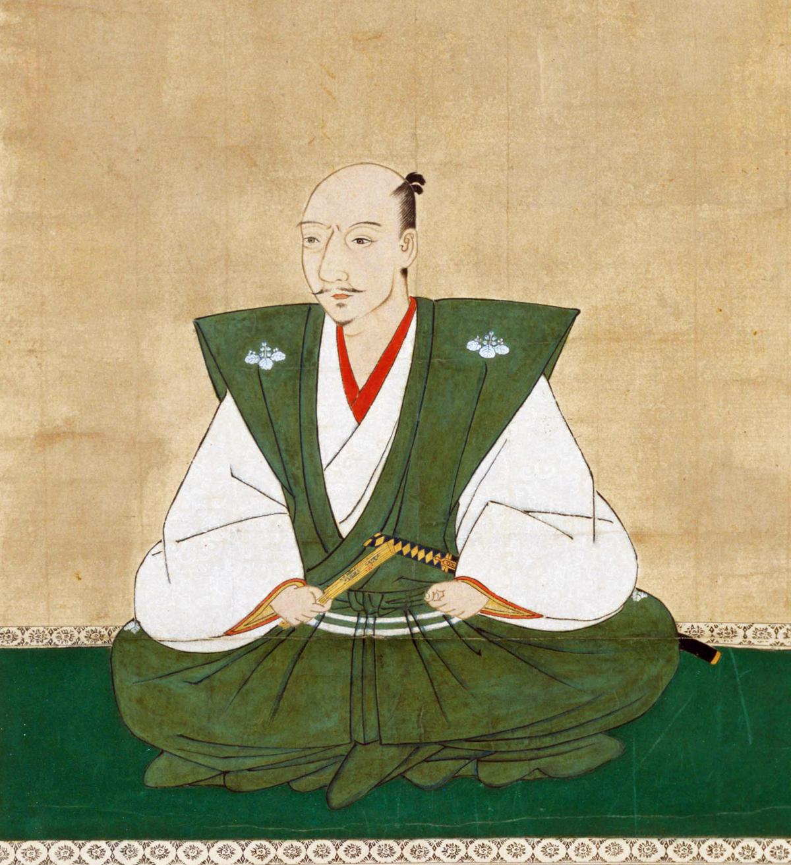 Oda Nobunaga, der neue Herr des schwarzen Samurai Yasuke