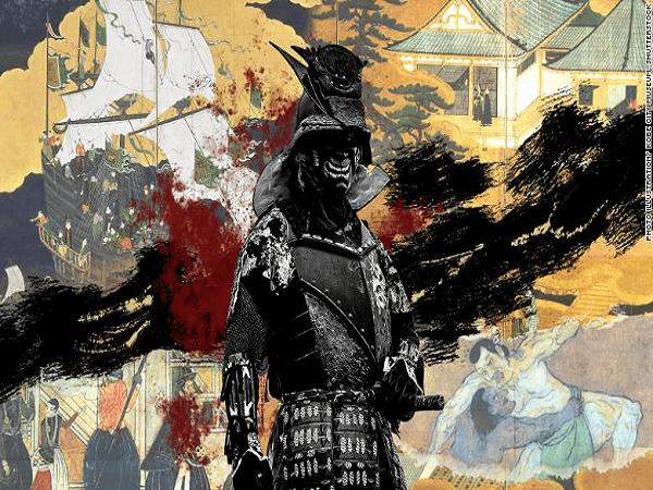 Der schwarze Samurai