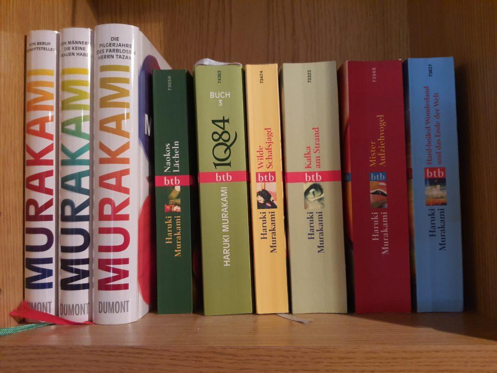 Japanische Autoren Haruki Murakami