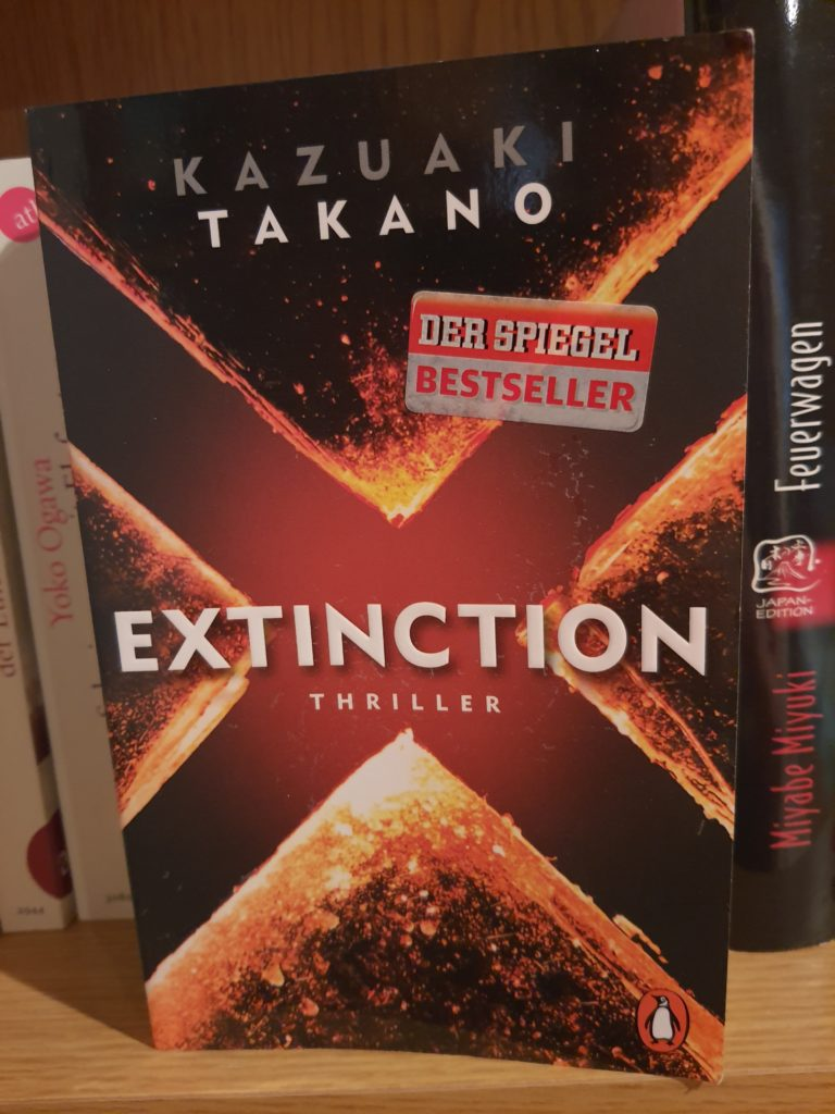 Japanische Autoren Kazuaki Takano