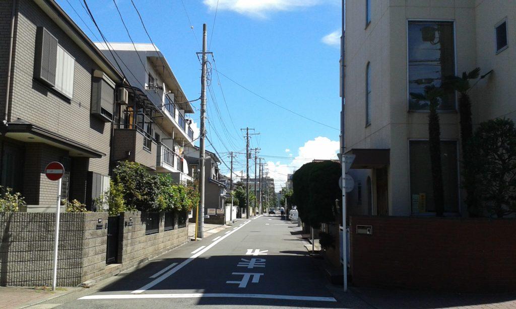 Nachbarschaft Kawasaki