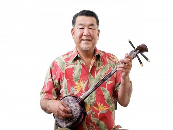 Okinawa alter Mann
