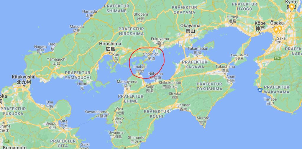 Japanische Piraten in der Inlandsee