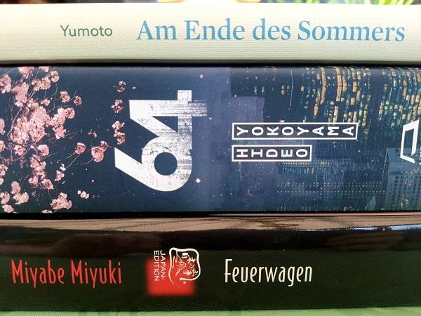 Japanische Bücher